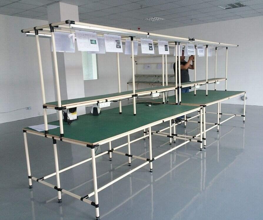 防捕鱼之wangxia载工作台流水线精益guanpin装车间工作台-20-07-14-01